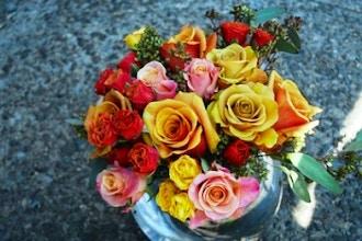 Wild and Lush: Flower Arranging Workshop