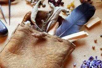 Plant Medicine: Medicine Pouch Making
