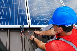 Advanced Solar Training: PV Installation - Construction Training Houston,  TX | CourseHorse - Everblue Training Institute