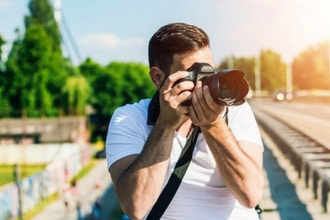 2.5-Hour Beginner's Photography