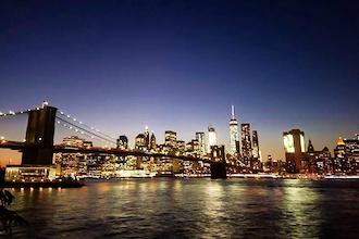Night Photography Brooklyn Bridge At Night Night Photography