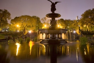 Night Photography: Central Park at Night