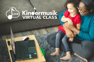Kindermusik Level 3 Virtual (Ages 3-5)
