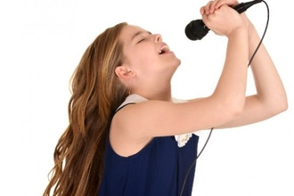 Singing Sensations: 9-12 year-olds