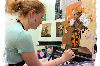 Teen Drawing, Painting and Portfolio Prep (Ages 11-18)