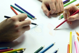 Ages 9-12: Drawing Class for Kids