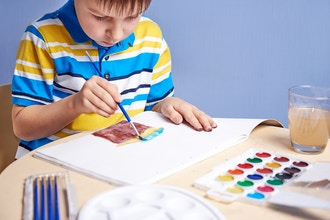Summer Art Camp (Ages 4-7)