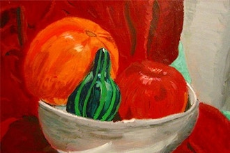 Dare to Paint: Beginner's Oils or Acrylic Painting