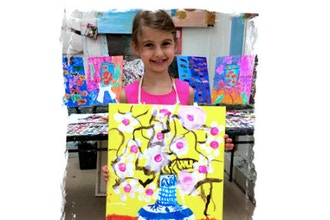 Drawing, Painting, and Self-Expression (Ages 6-8)