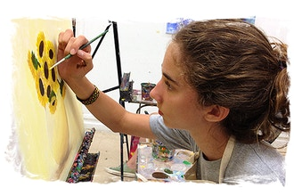 Drawing, Painting & Self-Expression (Ages 9-13)