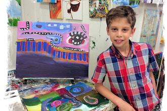 Art Camp (Ages 4-7)