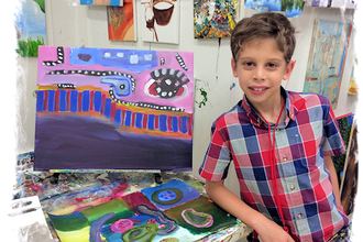 Art Camp (Ages 4-11)