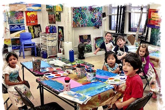 Summer Art Camp (Ages 4-11)