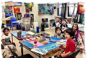 Summer Art Camp (Ages 4-11)