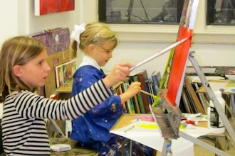 Drawing & Painting From the Heart (Ages 7 - 11)