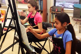 Drawing & Painting From the Heart 101 (Ages 6-12)