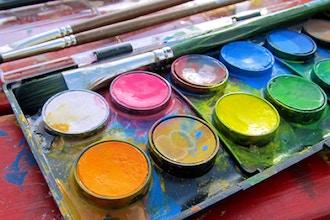 Beginner's Watercolor Workshop