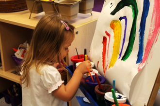 Spring Art Camp (Ages 4-11)