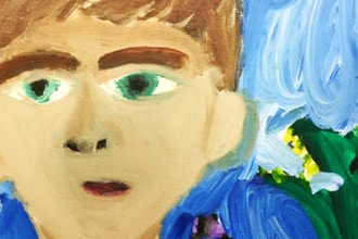 Art Workshop: Chagall Self-Portrait (Ages 5-11)