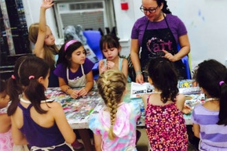 Art Camp (Ages 4-7)