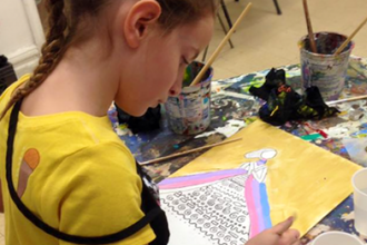 Winter Art Camp (Ages 4-11)
