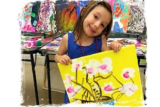 Winter Art Camp (Ages 5-8)