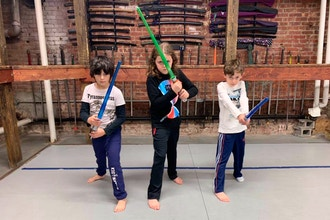 Kendo Youth (Ages 6-12)