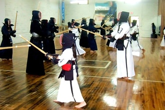 Kendo Trial Session: Youth (Ages 6-12)