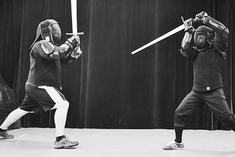 HEMA Longsword Trial Session (Beginner)