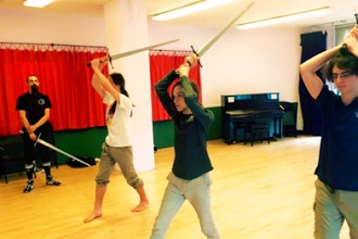 HEMA Longsword Trial Session: Teens (Ages 13-17)
