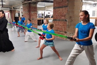 Light Saber Fitness Kids & Youth Age 5-12 Trial Session
