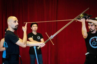 HEMA Longsword Trial Session @ Brooklyn (Beginner) - Sports &