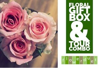 Floral Gift Box Workshop & Tour Combo