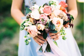 Wedding Series: Bouquets and Boutonnieres