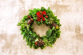 Handmade Wreaths and Garlands Workshop
