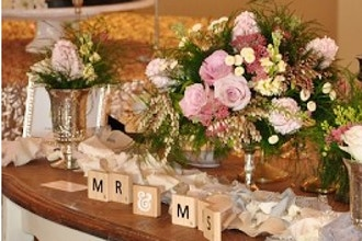 Wedding Series Centerpieces and Table Accents
