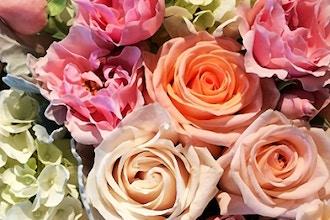Flower Design Workshop (All Day)