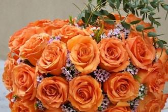Halloween Hand-Tied Flowers Workshop
