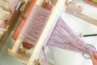 Weave A Scarf On The Rigid Heddle Loom