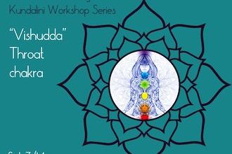 From the Bottom UP: Chakra Balancing Kundalini Workshop