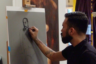 Beginning Portrait Drawing Workshop