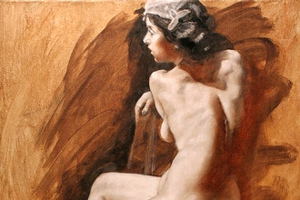 Free to Watch Live Painting & Drawing Demo
