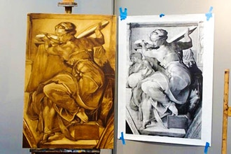 Classical Painting Workshop - Painting Classes Los Angeles | CourseHorse - Kline Academy of Fine Art