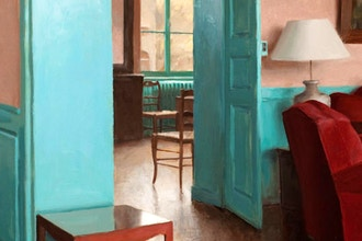 SOLD OUT! Painting Interiors & Environments Workshop