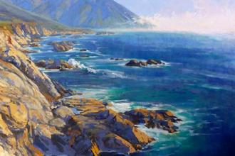 In-Studio Landscape Painting Workshop