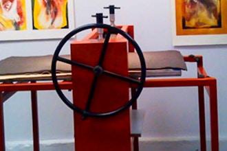 Contemporary Mono-Print Workshop