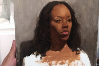 Beginning Portrait Painting Workshop