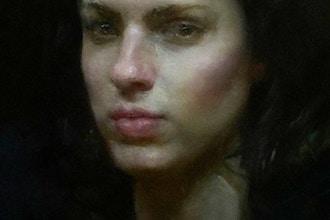 Live Portrait Painting Demo by Steven Assael