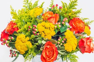 Master's Course in Floral Design