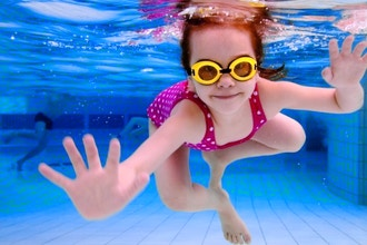 Children Swim - Beginner (Ages 5-8)